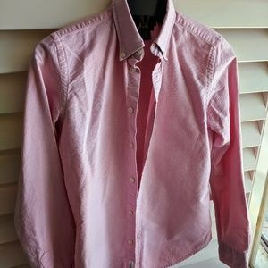 Ralph Lauren Rugby University Pink Shirt 6